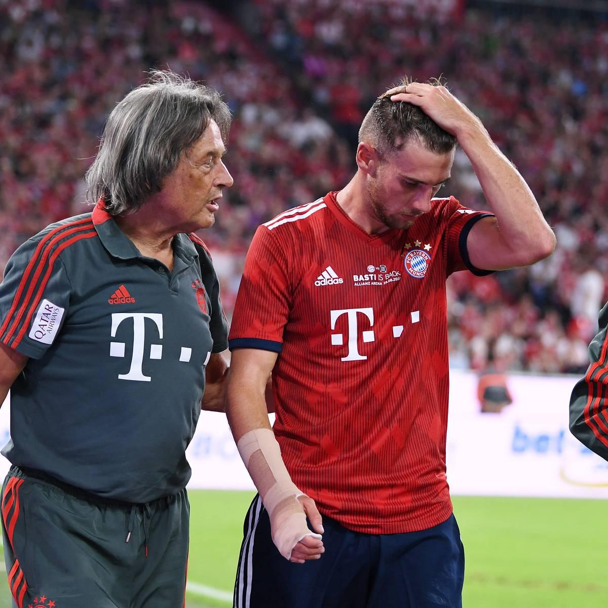 US-Tour: Arzt-Ikone warnt Bayern