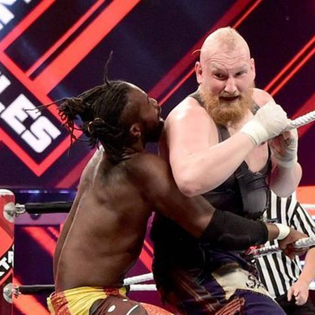 WWE: Wolfe-Wirbel klärt sich auf
