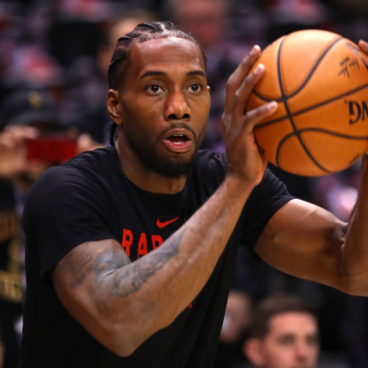 Nike reicht Klage gegen Leonard ein