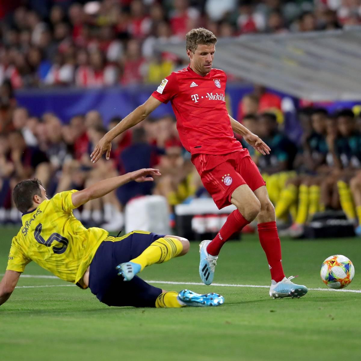 Last-Minute-Pleite für Bayern