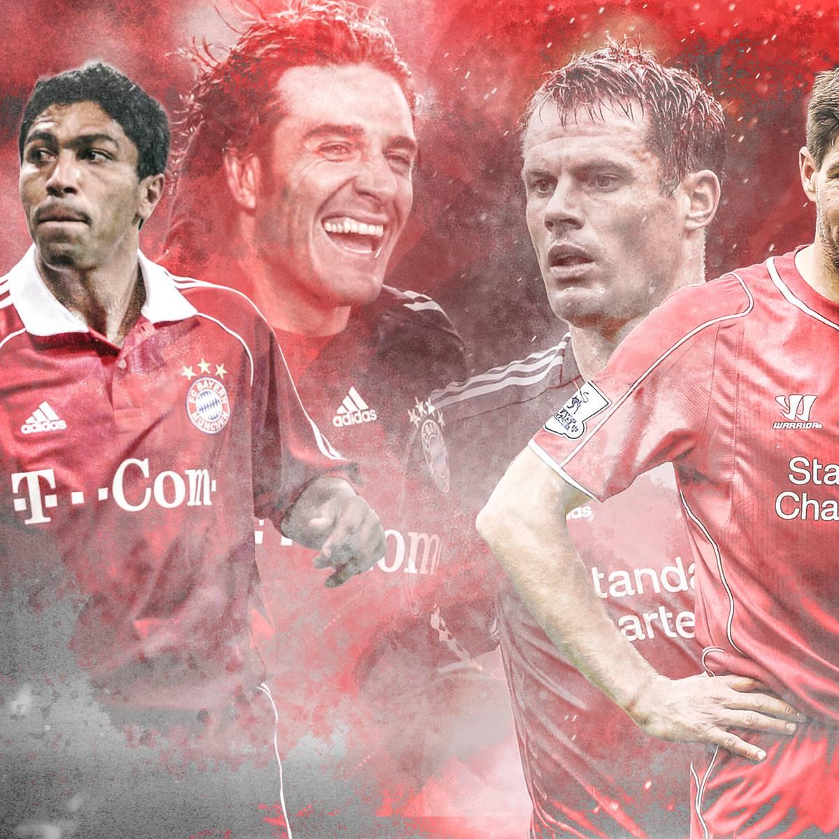 Fc Bayern Und Fc Liverpool Im Legenden Spiel Live Im Tv