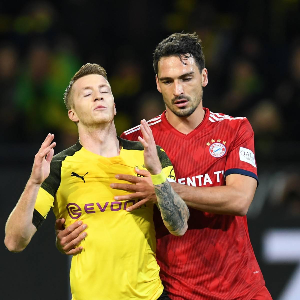 Sport-Tag: BVB reagiert auf Gerücht