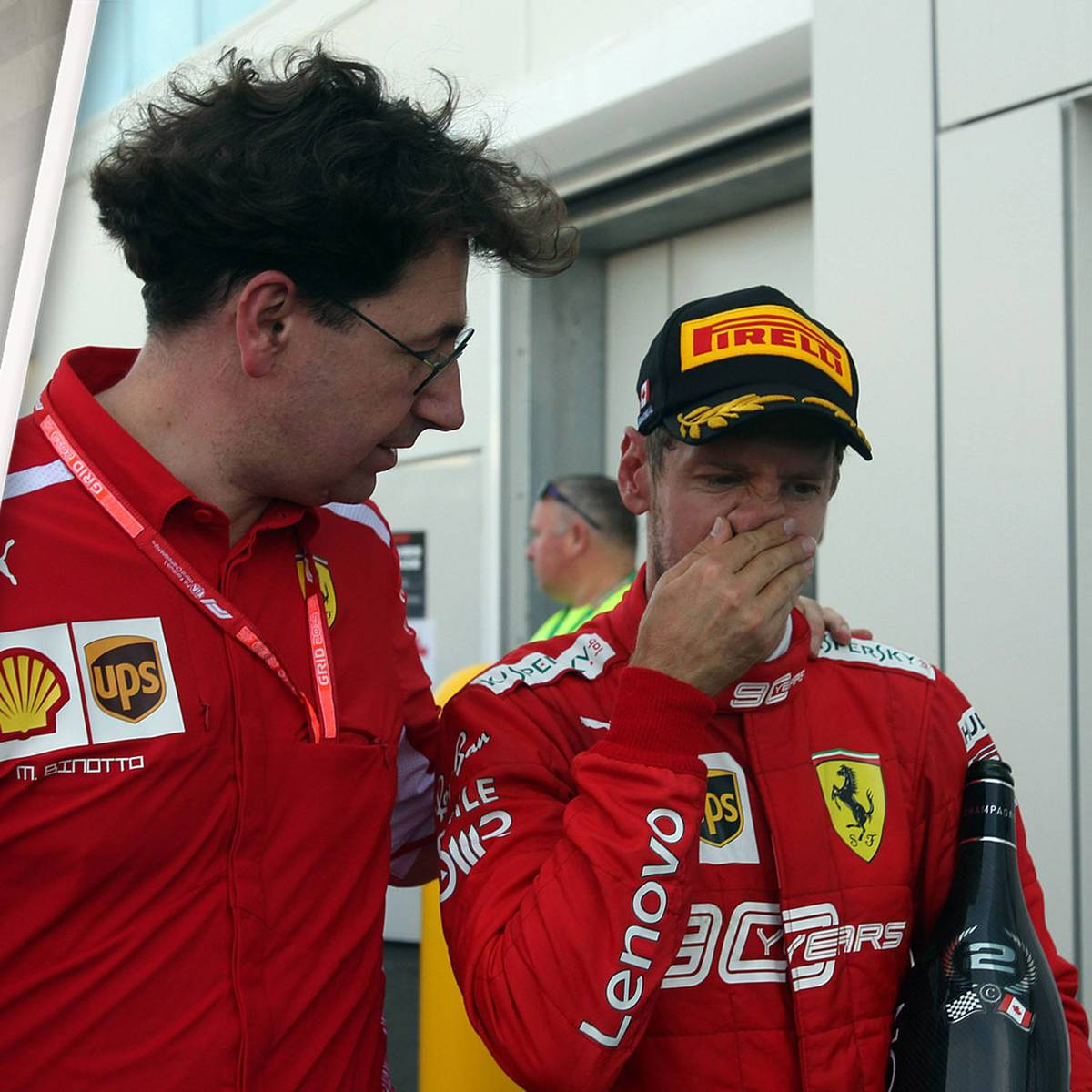 Kohl: Vettel steht vor Scheitern