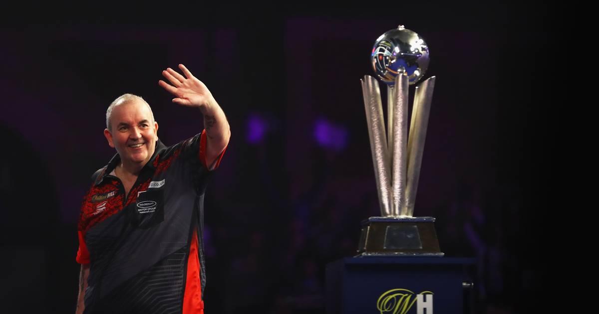 darts wm 2019 finale uhrzeit