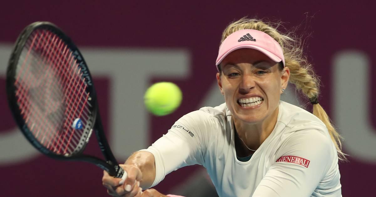 Kerber scheitert im Doha-Halbfinale
