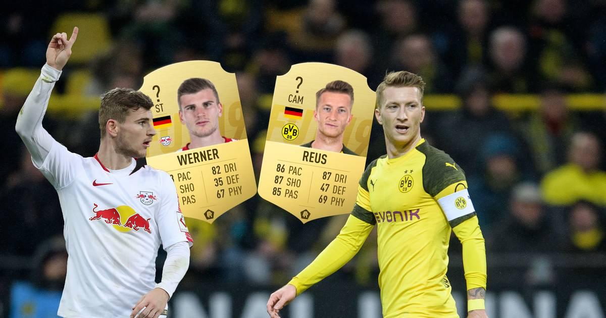 FIFA 19: Upgrade für Reus und Co.