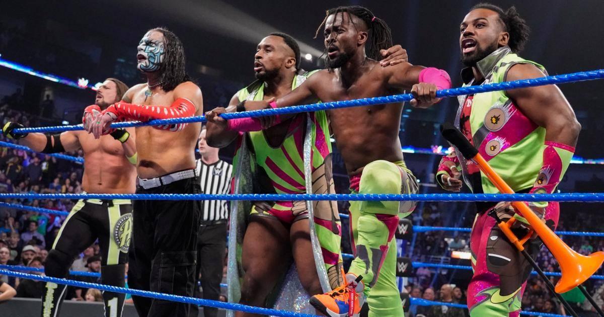 Kingstons WWE-Märchen geht weiter
