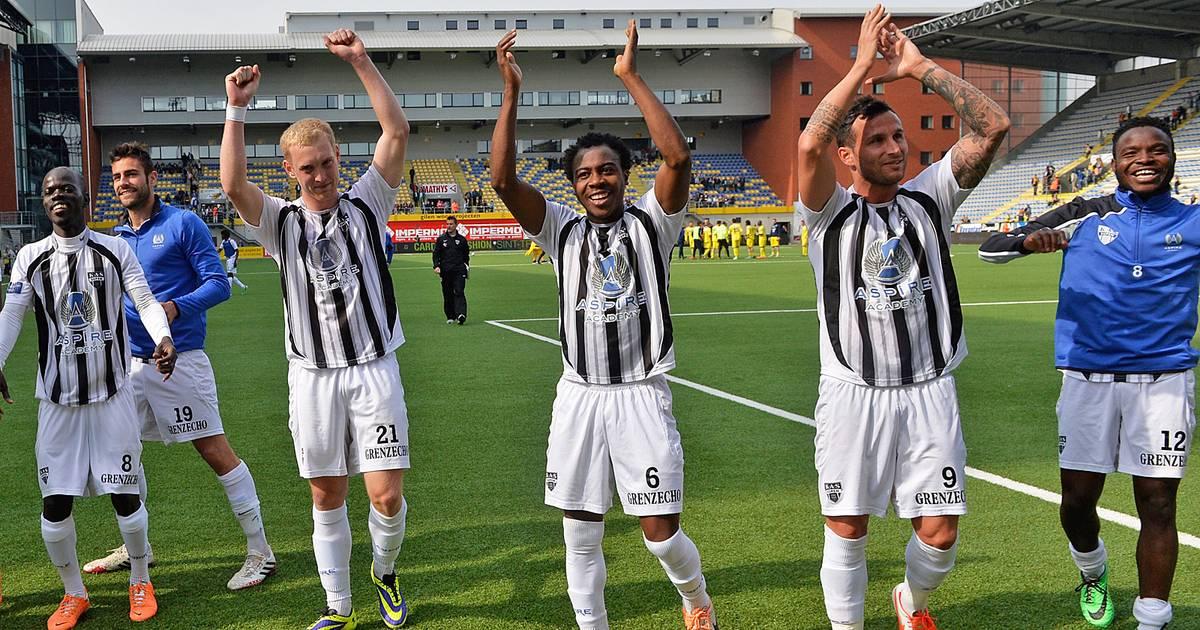 belgische liga tabelle
