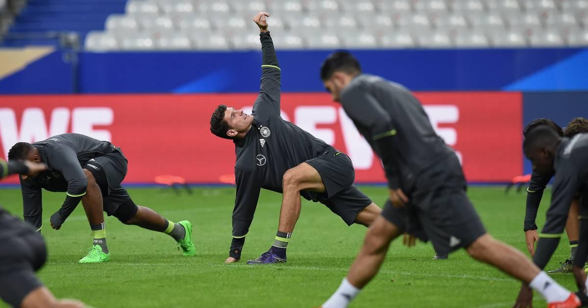 deutschland gegen frankreich 2019