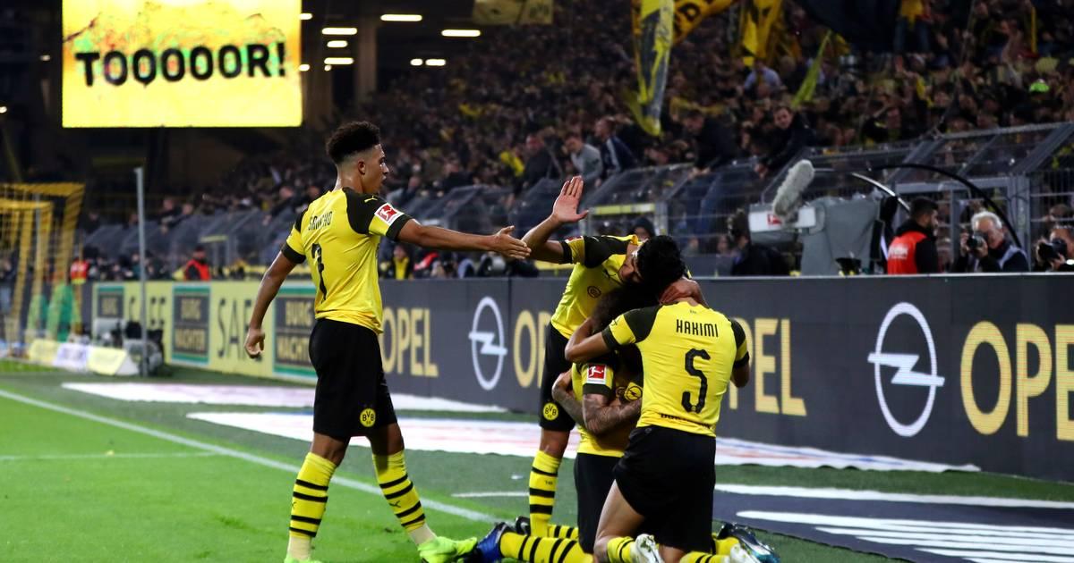 BVB dreht Speakkel-Spiel Gegen FCB