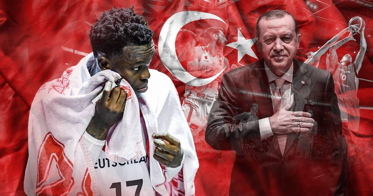 basketball em 2019 deutschland türkei