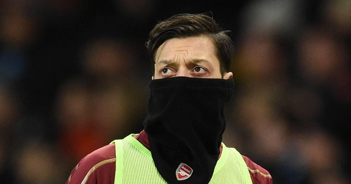 """""""Es wird peinlich"""": Özil fehlt erneut"""