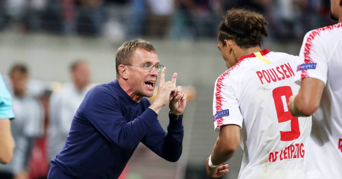 cell phone scandal? Rangnick in Rage