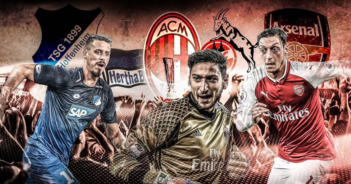 europa league töpfe