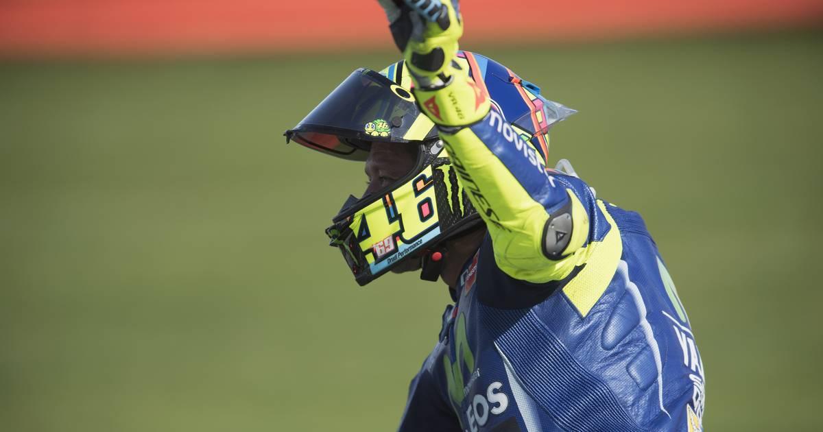 Rossi peilt schnelles Comeback an