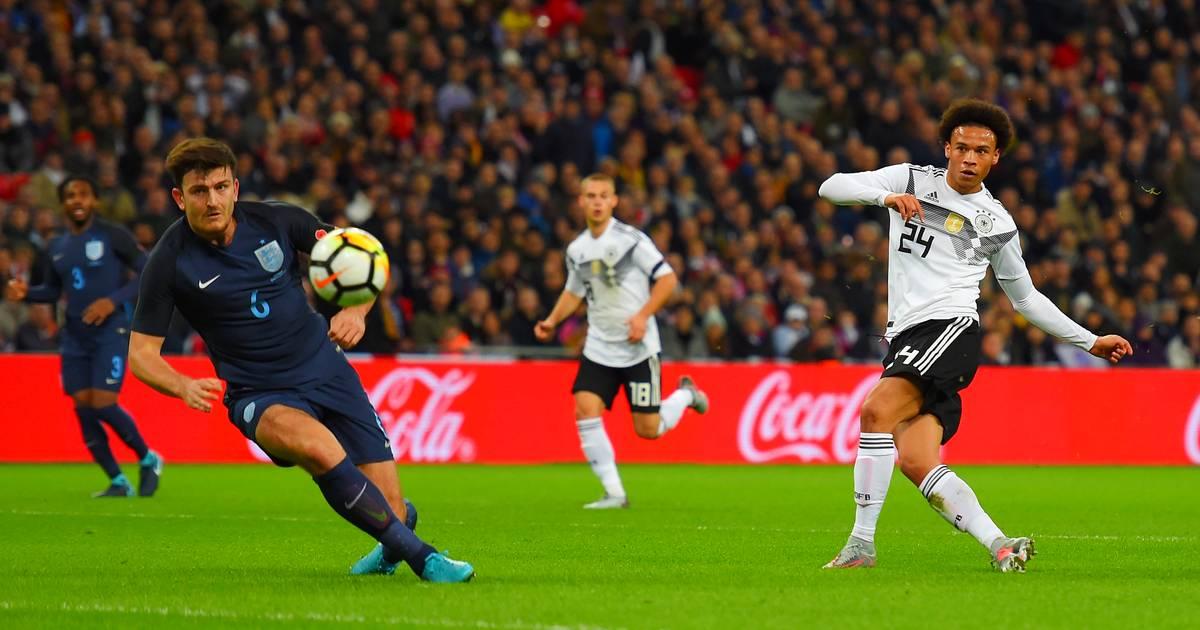deutschland gegen england 2019
