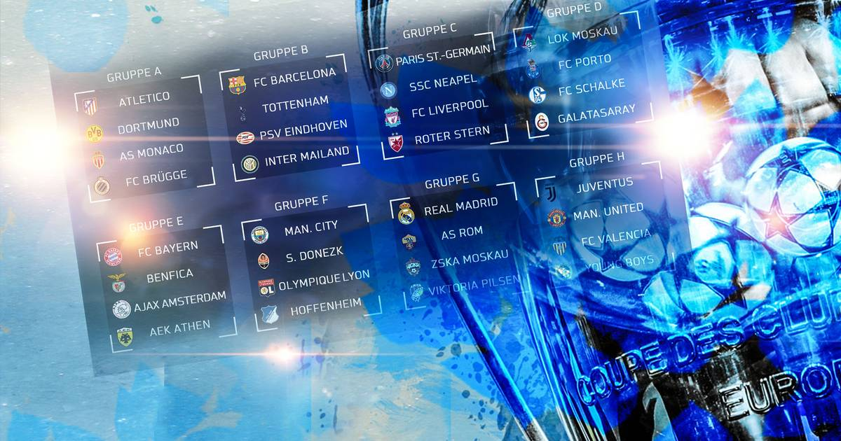 live ticker champions league auslosung 2019
