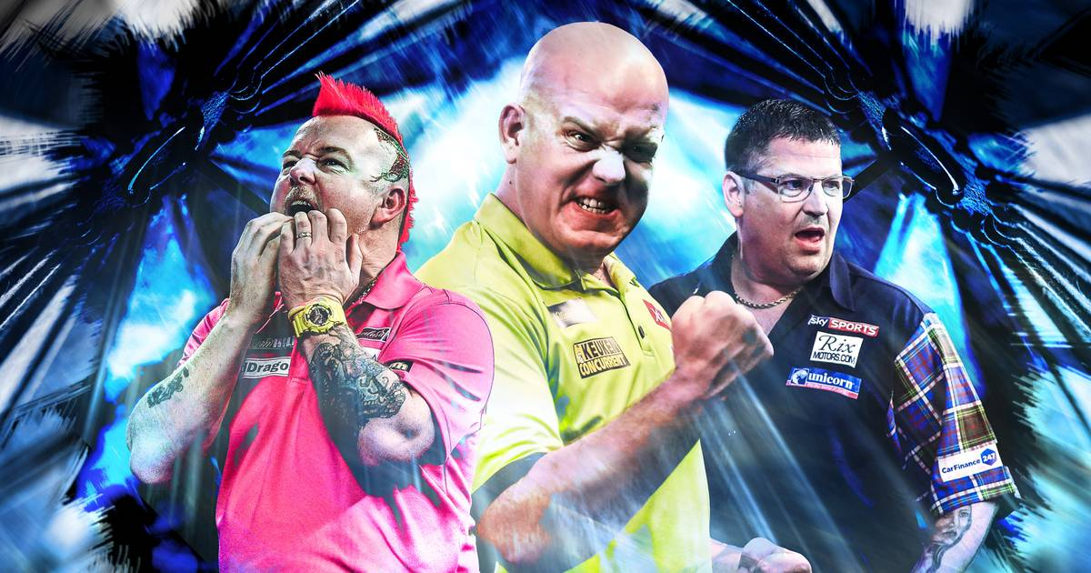 darts wm 2019 ticker