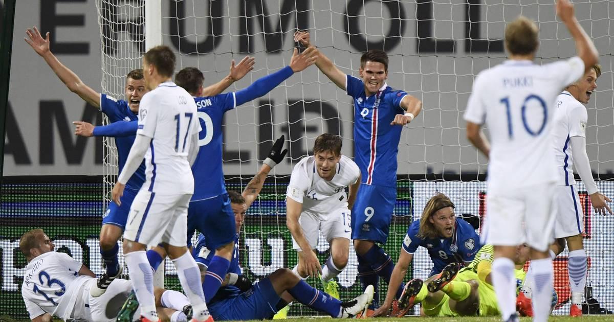 Fussball Wm Qualifikation Russland Island Macht S Schon
