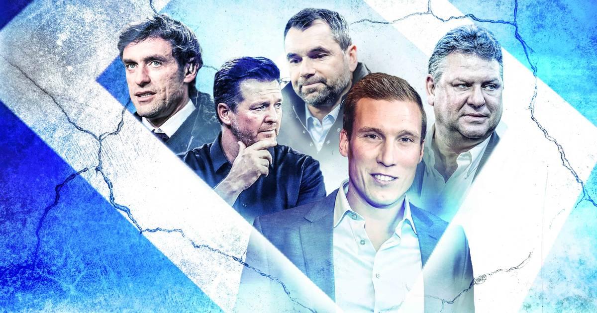 Alle HSV-Trainer seit 2000