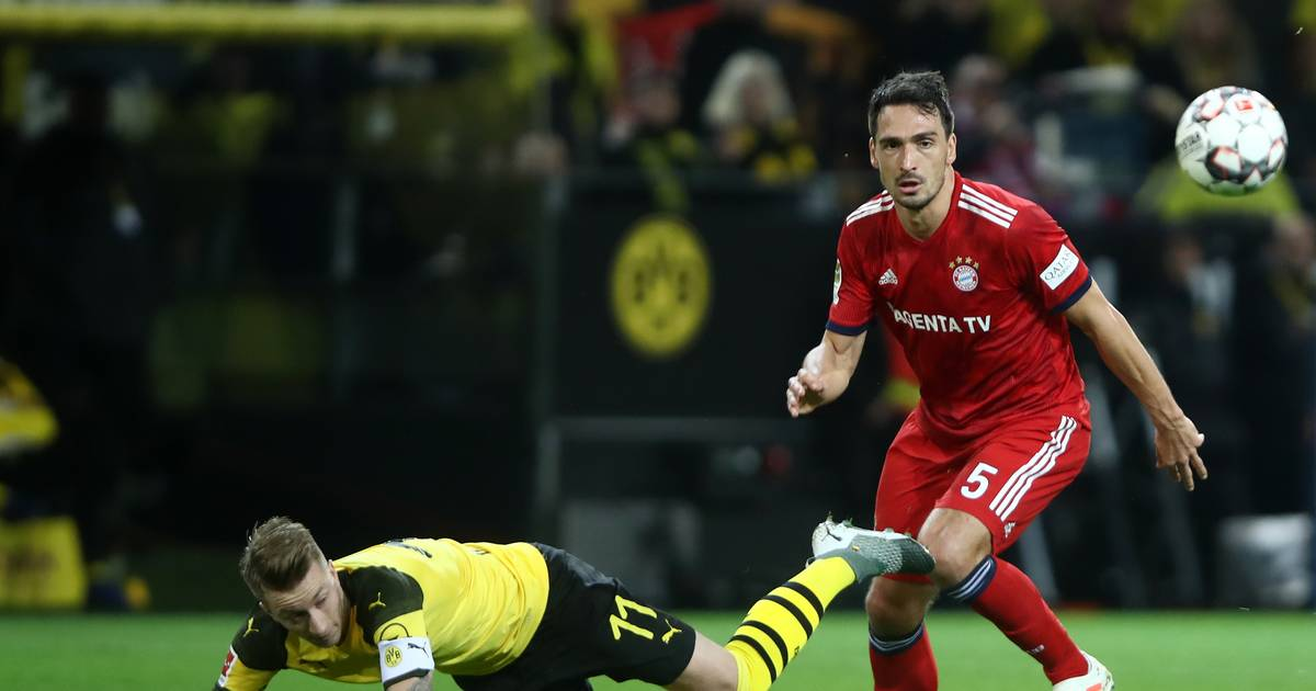 Sick in the game: Hummels criticism