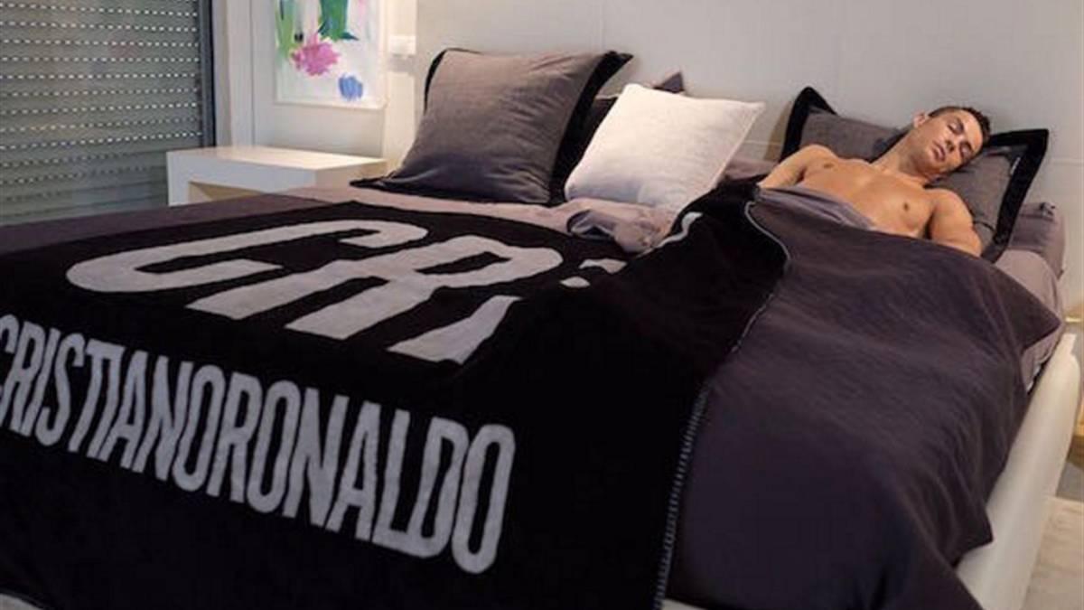 Cristiano Ronaldo Hat Eigenen Schlaf Coach Und Schlaf Rituale
