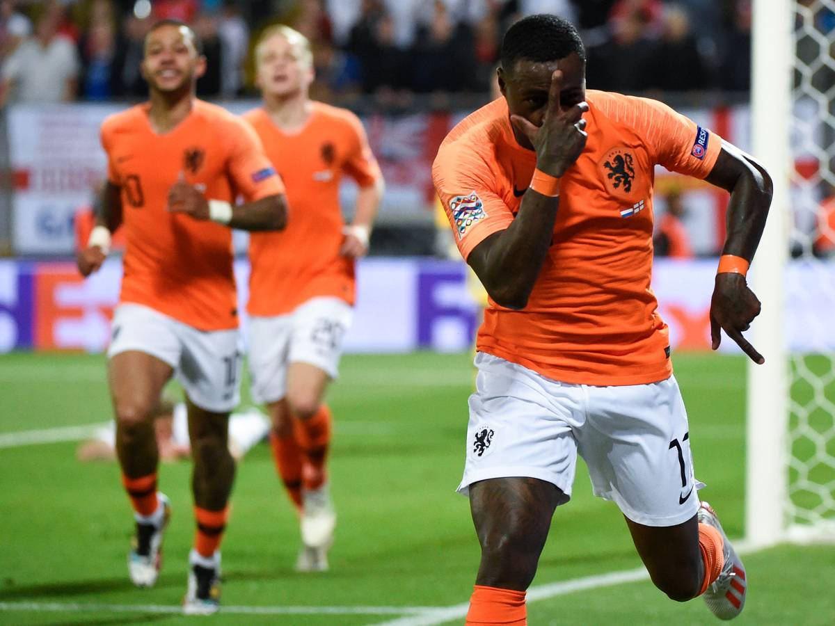 bda7e19d Nations League: Niederlande nach Sieg gegen England im Finale