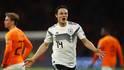 Nico Schulz erzielte sein zweites Länderspieltor