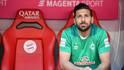 Claudio Pizarro kommt in dieser Saison bisher auf drei Tore für den SV Werder Bremen