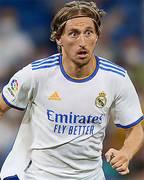 Spielerfoto von Luka Modrić