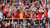Der FC Ingolstadt ist Zweitligameister 2014/15