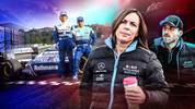 Claire Williams, formel 1