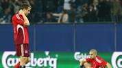 Hamburger SV v Werder Bremen - UEFA Cup