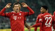 Robert Lewandowski ist nun der beste ausländische Torjäger der Bundesliga-Geschichte