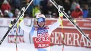 Beat Feuz wird beim Weltcup-Finale in Are Dritter