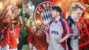 Legendenspiel: Manchester United - FC Bayern München