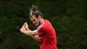 Gareth Bales spielt Gold