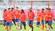 Auf den FC Bayern warten in den USA hochkarätige Testspielgegner
