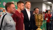 DFB Cup Final 2019 - Training And Press Conference