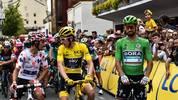 Tour de France: Die Favoriten mit Bernal, Thomas und Sagan