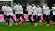 DFB-Team beim Training