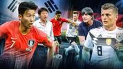 WM 2018: Deutschland Südkorea - heute LIVE - Head to Head