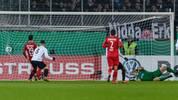 1. FC Heidenheim v Eintracht Frankfurt - DFB Cup