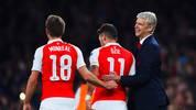 Mesut Özil steht kurz vor einem Wechsel zu ManUnited