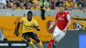 SG Dynamo Dresden v Hamburger SV - Second Bundesliga
