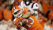 South Carolina v Clemson, Hunter Renfrow