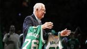 PLATZ 9: John Havlicek (Boston Celtics) - 16 Saisons (1962 - 1978)