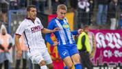 Sinan Kurt bei der U23 von Hertha BSC