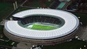 General View Olympic Stadium