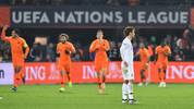 Pressestimmen zum Nations-League-Abstieg der Nationalmannschaft